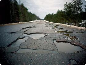 Проблемы дорог в России и пути их решения