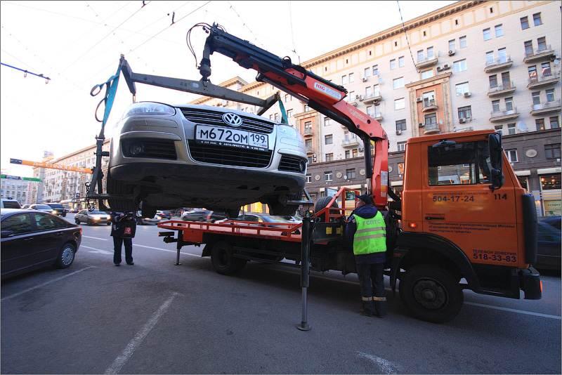Эвакуатор в Серпухове