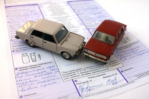 Действия водителей при оформлении европротокола