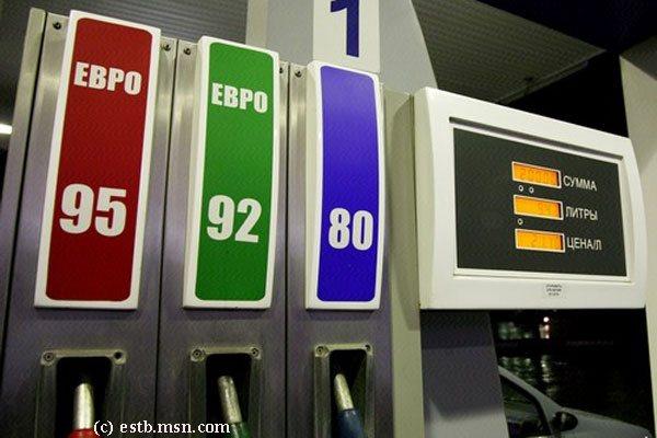 Бензин подорожает на 3 рубля