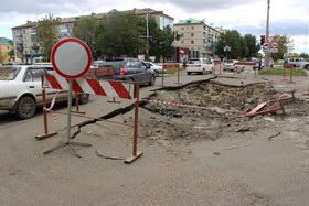 Пошаговая инструкция для водителей, попавших в дорожную яму