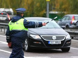 Нарушение правил регистрации автомобиля